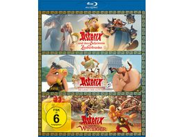 Asterix 3er Box 3 BRs
