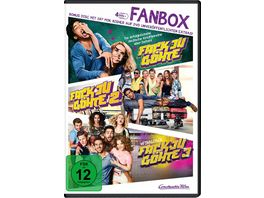 Fack Ju Goehte 1 3 Fan Box inkl Bonus Disc 4 DVDs