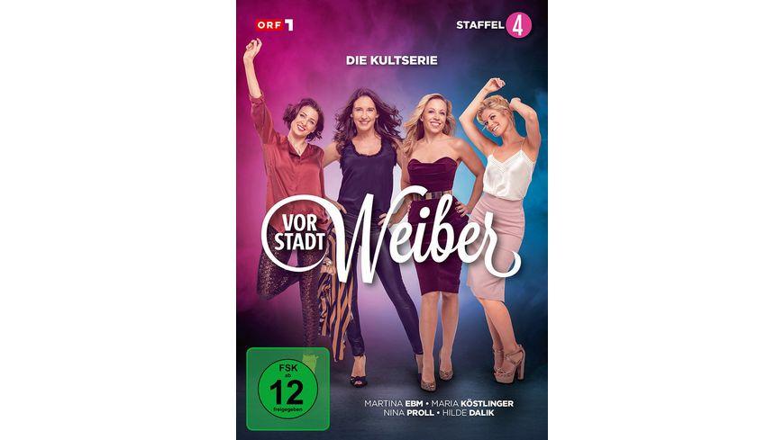 Vorstadtweiber Staffel 4 3 Dvds Online Bestellen Muller