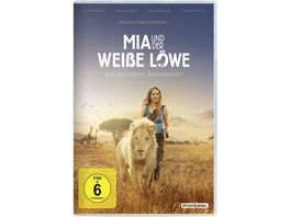 Mia und der weisse Loewe