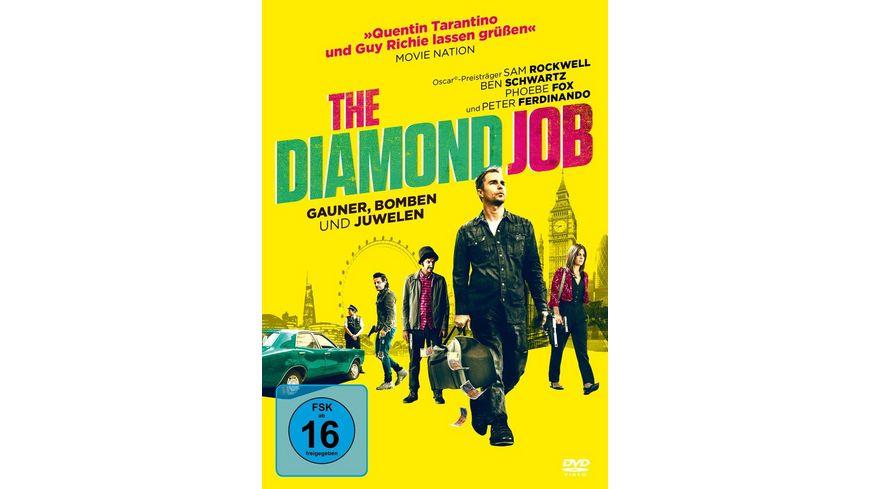 The Diamond Job - Gauner Bomben Und Juwelen