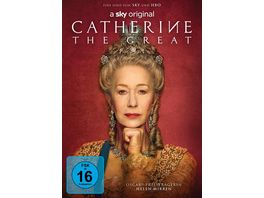 Catherine The Great 2 DVDs