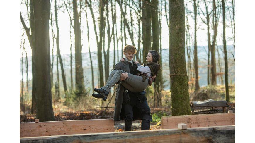 Outlander Die komplette vierte Season 5 DVDs