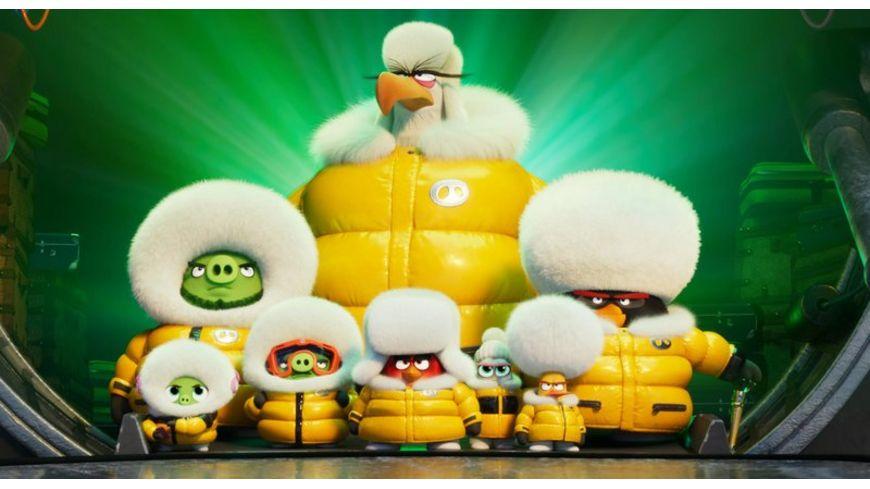 Angry Birds 2 Der Film