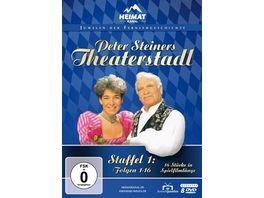 Peter Steiners Theaterstadl Staffel 1 Folgen 1 16 8 DVDs