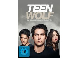 Teen Wolf Staffel 3 Softbox 7 DVDs
