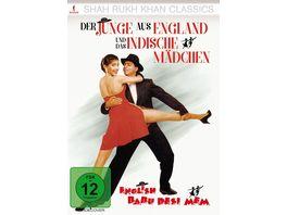Der Junge aus England und das Indische Maedchen English Babu Desi Mem Shah Rukh Khan Classics
