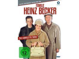 Familie Heinz Becker Die komplette Serie digital restauriert 7 DVDs