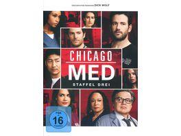 Chicago Med Staffel 3 5 DVDs