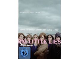 Big Little Lies Die komplette 2 Staffel 2 DVDs