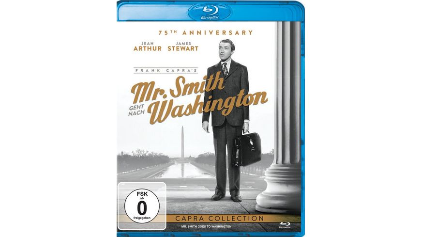 Mr Smith geht nach Washington Mastered in 4K