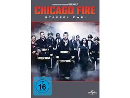 Chicago Fire Staffel 2 6 DVDs