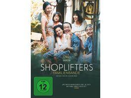 Shoplifters Familienbande
