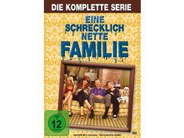 Eine schrecklich nette Familie Die komplette Serie 33 DVDs