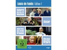 Louis de Funes Edition 1 4 DVDs