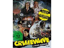 Die Killer Akademie Mediabook Cover A DVD