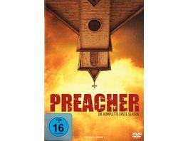 Preacher Die komplette erste Season 4 DVDs