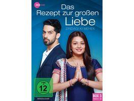 Das Rezept zur grossen Liebe Zindagi Ki Mehek Box 3 Folge 41 60 3 DVDs