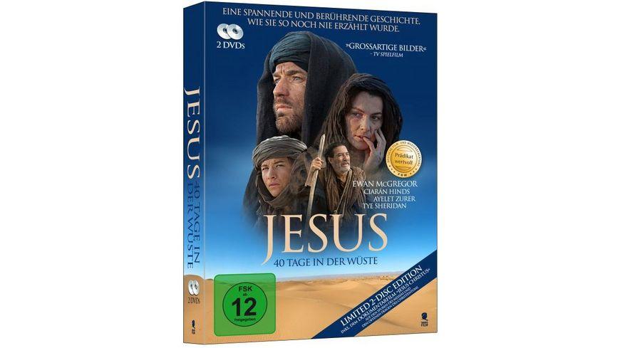 Jesus - 40 Tage in der Wüste - Box  [2 DVDs]