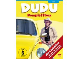 DUDU HD Komplettbox Alle 5 Filme erstmals in HD Filmjuwelen 2 BRs