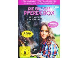 Die grosse Pferde Box No 2 2 DVDs