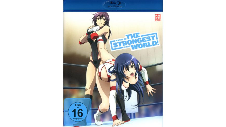 Wanna be the Strongest in the World 2