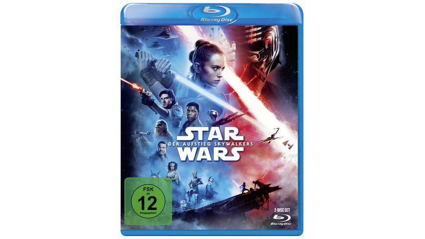 Star Wars - Der Aufstieg Skywalkers  [2 BRs]