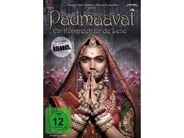 Padmaavat Deutsche Fassung inkl Bonus DVD
