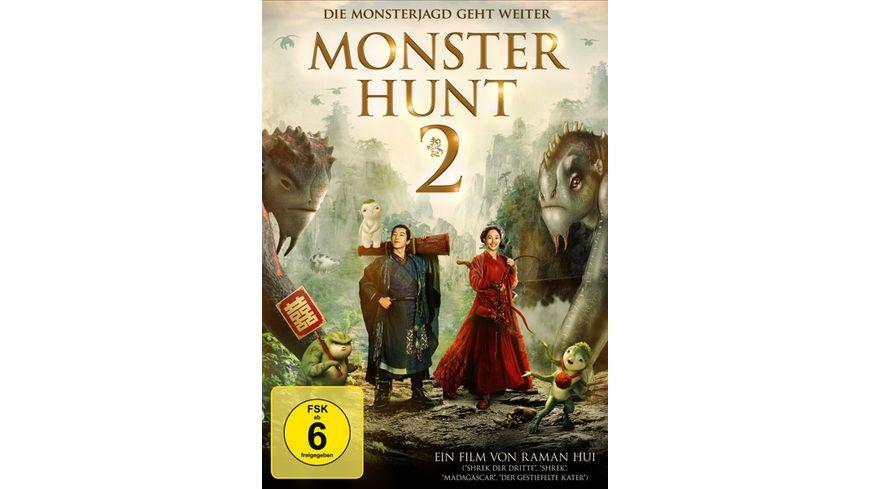Monster Hunt 2