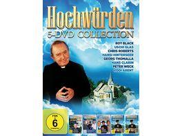 Hochwuerden 5 DVDs