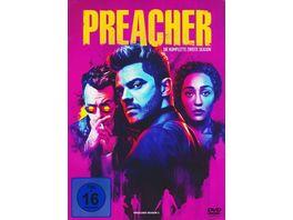 Preacher Die komplette zweite Season 4 DVDs