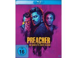 Preacher Die komplette zweite Season 4 BRs