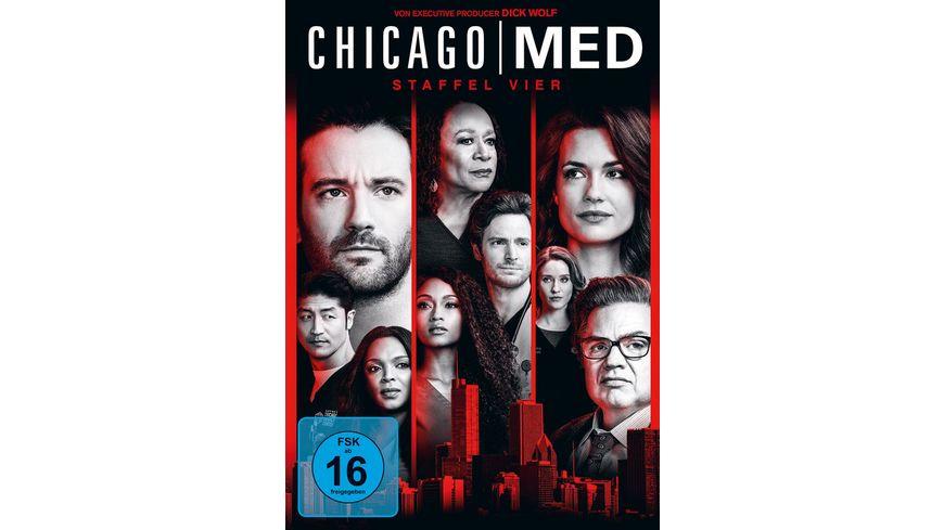 Chicago Med Staffel 4 6 DVDs