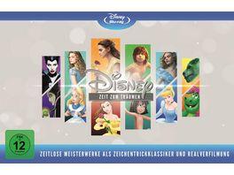 Disneys zeitlose Meisterwerke Animation Live Action Limited Edition 12 BRs