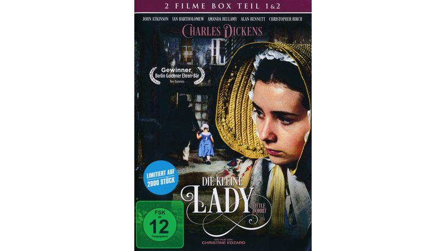 Die kleine Lady Teil 1 2 Charles Dickens Limited Edition 2 DVDs