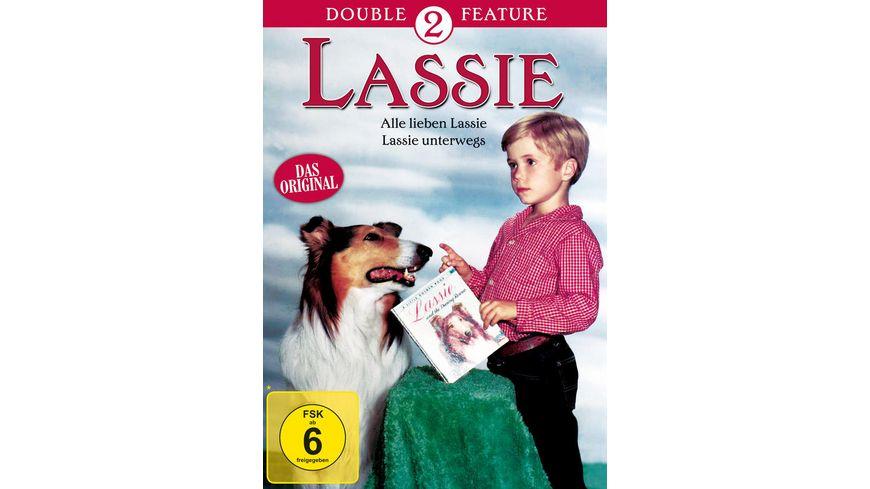 Lassie Double Feature 2 Alle lieben Lassie Lassie unterwegs