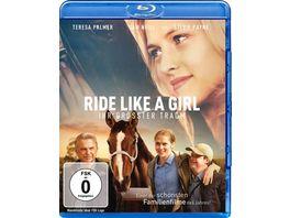 Ride Like a Girl Ihr groesster Traum