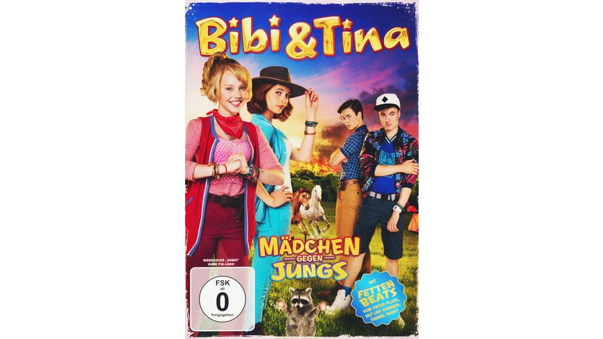 Bibi Tina Maedchen gegen Jungs