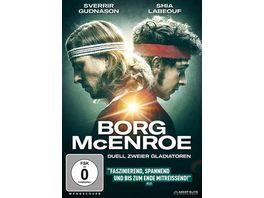 Borg vs McEnroe Duell zweier Gladiatoren