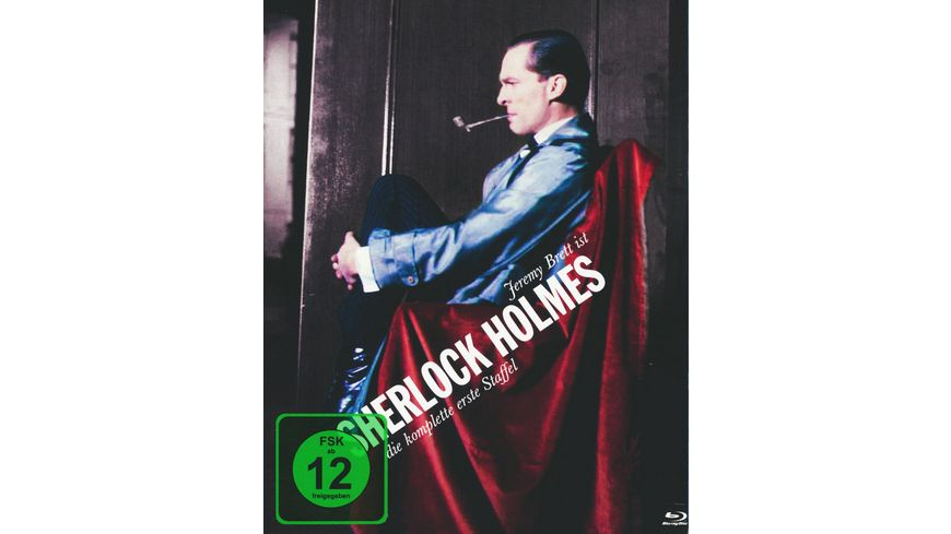 Sherlock Holmes - Staffel 1  [4 BRs]