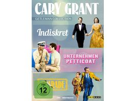 Cary Grant Gentleman Collection 3 DVDs