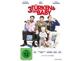 3 Tuerken ein Baby