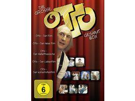 Otto Die grosse Gesamtbox 5 DVDs