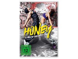 Honey 1 4 4 DVDs
