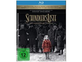 Schindlers Liste 25th Anniversary Edition