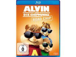 Alvin und die Chipmunks 4 Road Chip