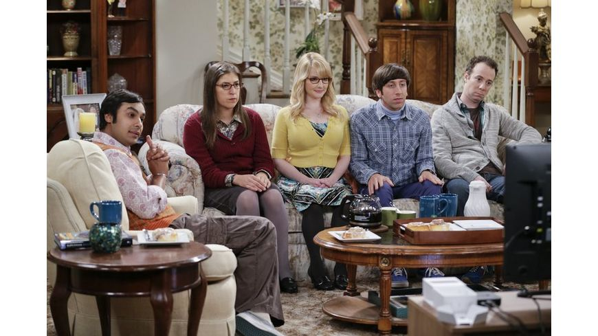 The Big Bang Theory Staffel 9 3 DVDs