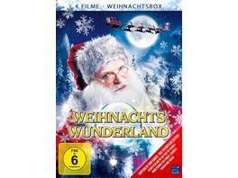 Weihnachtswunderland 4 Filme Edition