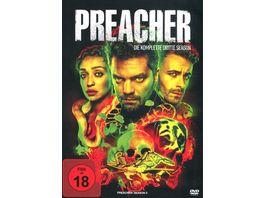 Preacher Die komplette dritte Season 3 DVDs