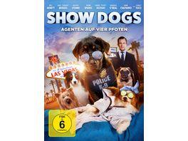 Show Dogs Agenten auf vier Pfoten